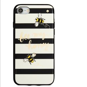 Kate Spade Bee my honey IPhone 7 or 8 Case